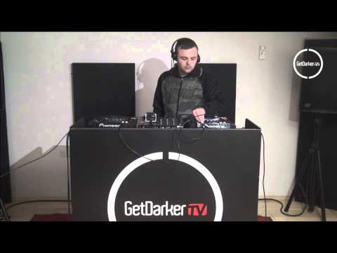 Hybrid Theory - GetDarker TV 245 [Four 40 Records Takeover]