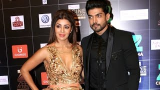 Debina Bonnerjee And Gurmeet Choudhary At Zee Cine Awards 2017