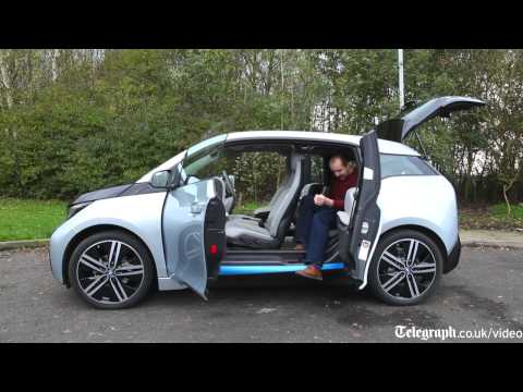 BMW i3 Range Extender review
