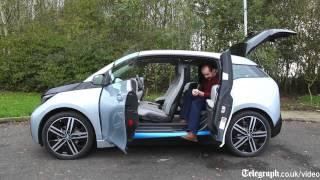 BMW i3 Range Extender review