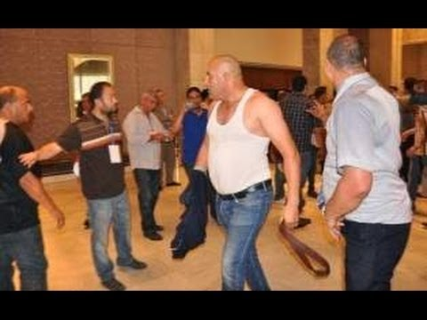 FLN : Bagarre entre les deux clans à l'Hôtel El Aurassi 24/06/2014