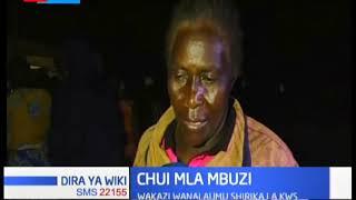 KWS: Wakazi walaumu Shirika la KWS baada ya zaidi ya mbuzi 30 kuliwa na chui