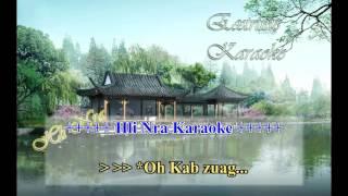 Tsom Xyooj Kab Zuag Karaoke instramental