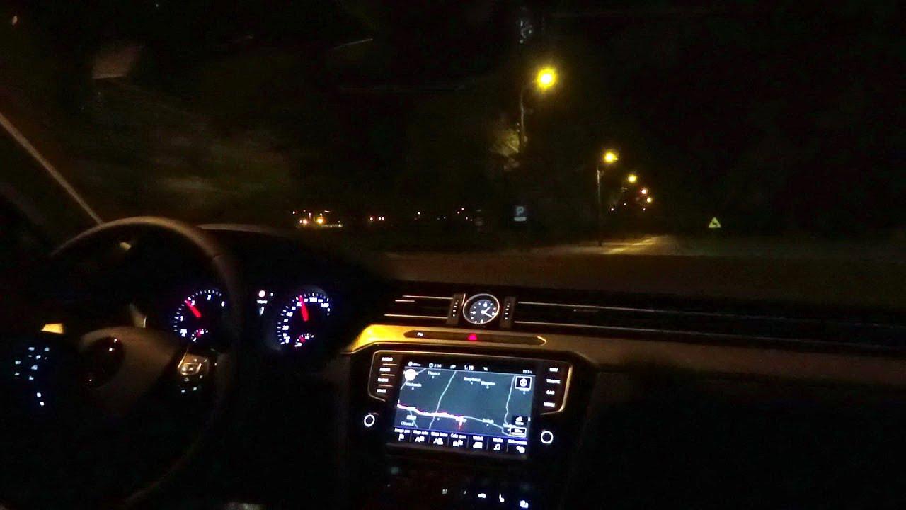 2015 2016 Vw Passat B8 2 0 Tdi Test Drive Navigation Led