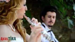 Yeni Türkü - Telli Telli // #gitar #yan flüt // [Akustika Cover]