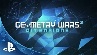 Geometry Wars 3: Dimensions - Launch Trailer | PS4, PS3