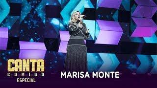 Mylena Ciribelli topa o desafio e encara os 100 jurados do Canta Comigo Especial