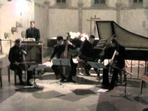 Christopher Simpson - Suite in D-major