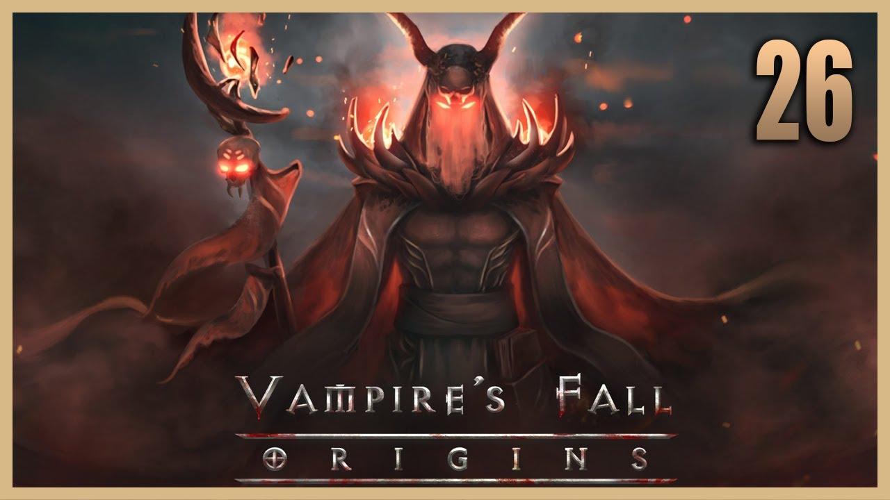Zagrajmy w Vampire's Fall: Origins RPG #26 - Mam tytuł Mistrza!  - GAMEPLAY PL