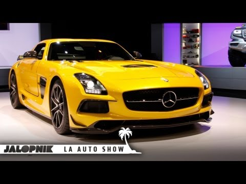 Jalopnik LIVE from the LA Auto Show - Google Hangout - JALOPNIK ON /DRIVE
