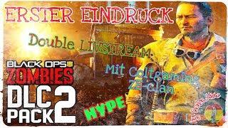 DLC 2 HYPE/NEW GAUNTLET HUNT/BLACK OPS 4 ZOMBIE/DEUTSCH/CALL OF DUTY
