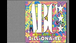 ABC - (How to Be) a Millionaire (Instrumental)