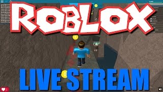 Un autre Roblox Stream! 27/11/16 (Murder Mystery, Epic Minigames, Phantom Forces, Redwood)