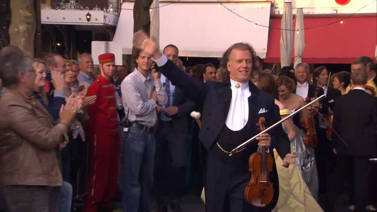 André Rieu - Trailer live in Maastricht 2012