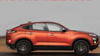 Tata Harrier COUPÉ and other Different Body style Imagined- Moto Show
