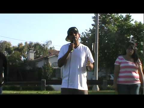 Triple Threat from Covina Rap For Jesus in East Riverside - cont
