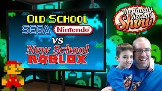 Spielen Super Mario Brothers (NES Version) & Roblox 🎉 Old School Meets New School