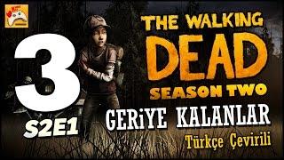 THE WALKING DEAD SEZON 2 E1 #3 Kulübede Panik - Türkçe Çevirili