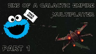 Sins of a Galactic Empire #1 : THAT