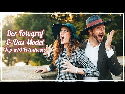 Der Fotograf & das Model - Top 10 Photoshoots #1