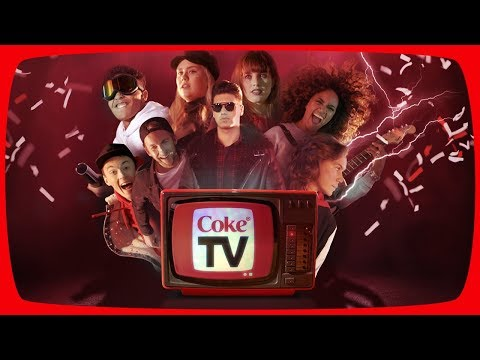 CHANNEL TRAILER - CokeTV IS NEXT LEVEL! - CokeTV CREW