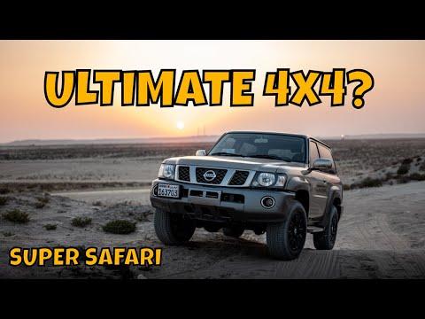 2020 Nissan Patrol Y61 Super Safari Review
