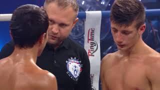 Сатторов Сайёд (Ударник, Подольск) - Новрузов Самир (Гладиатор, Москва)