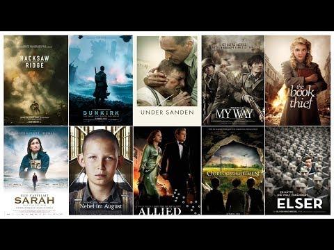 Лучшие современные фильмы о Второй мировой войне / Best Modern World War II Movies