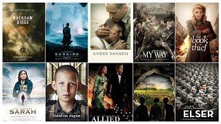 Лучшие современные фильмы о Второй мировой войне / The best modern world war II movies