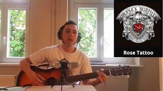 "Dropkick Murphys - ""Rose Tattoo"" (Acoustic Cover)"