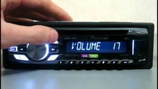Видеообзор автомагнитолы Pioneer DEH-3400UB