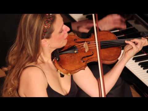 Johannes Brahms Violin Sonata D-minor, op.108 - Presto agitato