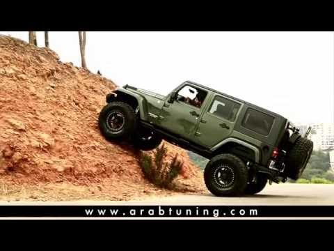 Jeep Wrangler Customized by Xtreme 4x4