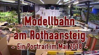 Modellbahn am Rothaarsteig - Die Modelleisenbahn vom Modellbahnclub Schmallenberg im Sauerland