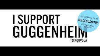 Radio Suomi: Guggenheim Kouvolaan
