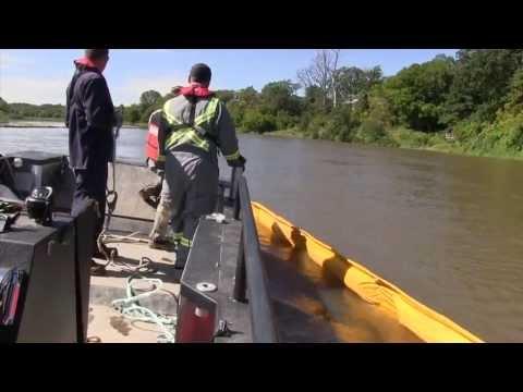 Enbridge Grand River Full-Scale Oil Spill Exercise for Line 9
