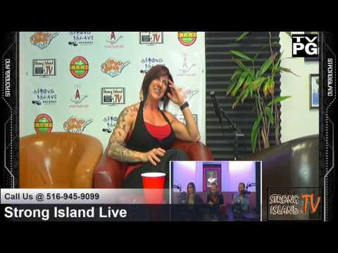 """Strong Island Live"" Bodybuider / Personal Trainer Tara Rickert"