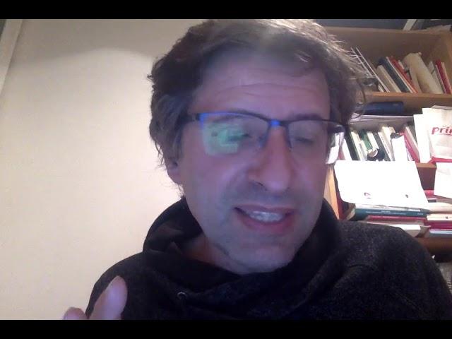"""Alessandro Cinquegrani legge… Don DeLillo: """"Rumore bianco"""""""