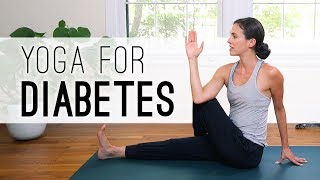 Yoga For Diabetes  |  Yoga With Adriene