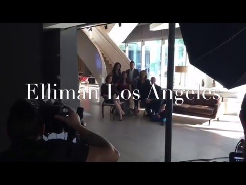 Douglas Elliman Variety Photoshoot