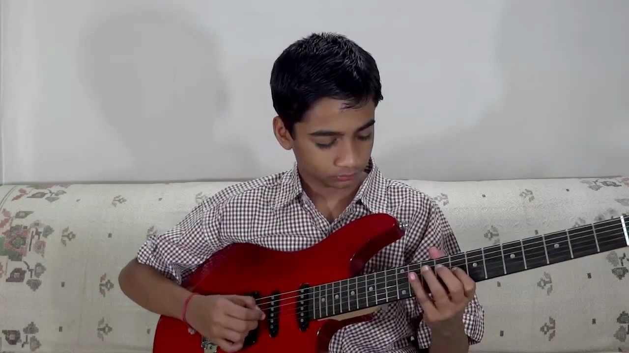 Gulabi Aankhen Guitar Instrumental The Train Youtube
