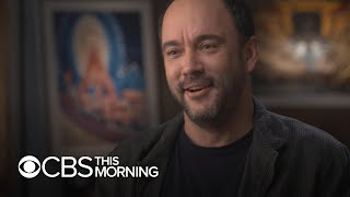 "Dave Matthews on being charitable: ""I have been incredibly lucky"""