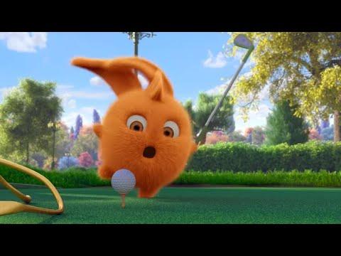 Солнечные зайчики - Уроки гольфа для Turbo | Мультфильмы для детей | WildBrain