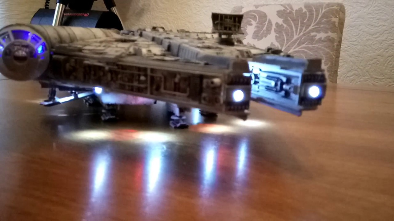 Revell Master Series 85-5093 Star Wars Millennium Falcon 1:72