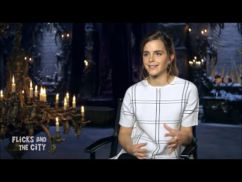 Thumbnail: Emma Watson - Beauty and the Beast Preview interview #1