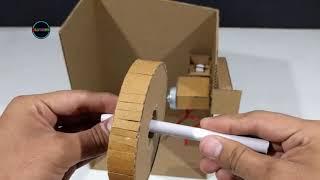 как сделать игровой автомат из бумаги