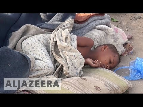 Yemen 🇾🇪 : More than two million displaced since conflict began