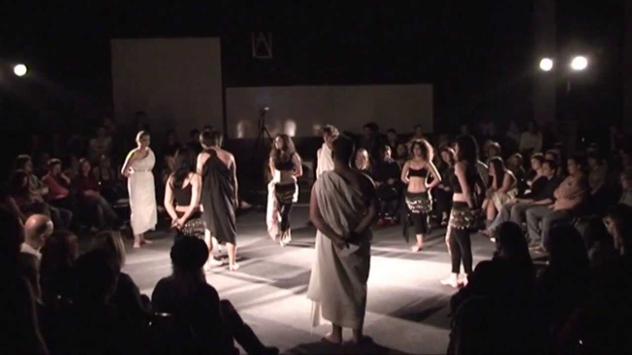 Caligula - Theater Play - YouTube
