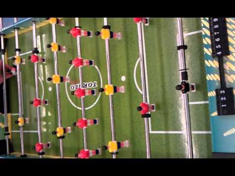 Настольный футбол в спортмастер