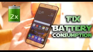 Fix Idle Battery Consumption, Increase Battery Life on Android NO root